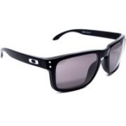 Oakley HOLBROOK Wayfarer Sunglass(Grey)