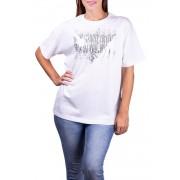 Converse bianchi maglietta White/Silver - M