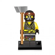 Generic 50pcs Ninja Masters of Spinjitzu Movie Kai Jay Cole Zane Lloyd Wu NYA Ronin GARMADON Building Block Bricks for kit Children Toys EG004