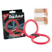 You2Toys Techno Cock Ring Pink 0518875