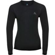 Odlo Damen Langarm-Unterhemd Active Warm Eco CrewNeck - Size: 34 36 38 40 42 44