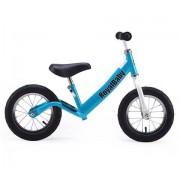 Dječji bicikl bez pedala - plavi