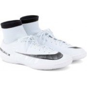Nike MERCURIALX VCTRY VI CR7 DF IC Football Shoes For Men(White)