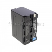 Baterie Aparat Foto Sony Panasonic NV-DE1 6600 mAh