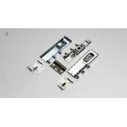 Clic WALL BRACKET 2 Aluminium