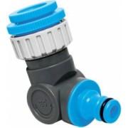 Adaptor articulat pentru furtunuri Aquacraft 1/2-3/4-1 pentru cupla rapida