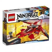 Lego Ninjago Kai Fighter, Multi Color