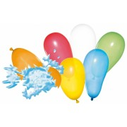 Baloane water bomb culori asortate 100 buc/set Herlitz