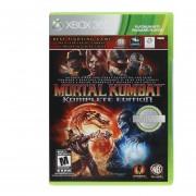 Xbox 360 Juego Mortal Kombat - XBOX 360