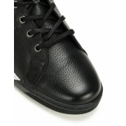 Armani Jeans Sneaker Hight Cut Nero 935001 6A403 00020