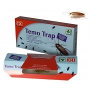 Capcană adezivă pentru gândaci pe bază de feromoni Temo trap - 1 buc.