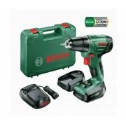 Bosch - TRAPANO/AVVITATORE 14,4 V 1,5 AH 2 BATTERIE AL LITIO 060395430M