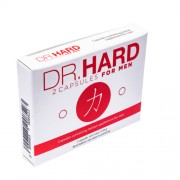 Dr. Hard potencianövelő (2db kapszula)