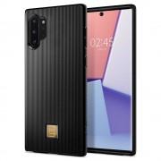 Carcasa fashion Spigen LA MANON Classy Samsung Galaxy Note 10 Plus Black