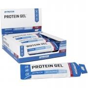 Myprotein Proteinový Gel - 12 x 70g - Box - Malina