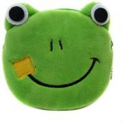 Futaba Cute Portable Smiley Hippo Coin Bag