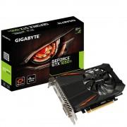 Placa video Gigabyte NVIDIA GeForce GTX 1050 Ti D5 4G, N105TD5-4GD, PCI- E 3.0 x 16, 4 GB GDDR5, 128 bit, Boost: 1430MHz/ Base: 1316MHz in OC Mode,