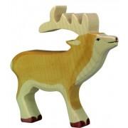 Fa játék állatok - szarvas