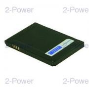 2-Power PDA Batteri HTC 3.7v 1050mAh (HERA160)