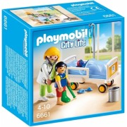 Doctor si copil Kid Clinic Playmobil