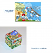 Invitatie Puzzle In Cub