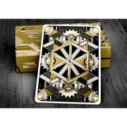 Bicycle Dream Playing Cards (Gold Edition) by Card Experiment