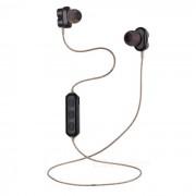 DseKai M2 Stereo Bluetooth V4.1 Auricular In-Ear - Negro + Oro