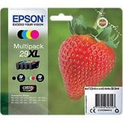 Epson Cartucho de tinta Epson original 29xl negro magenta cián amarillo c13t29964012 4 unidades