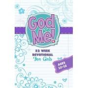 God and Me 52 Week Devotional for Girls Ages 10-12, Paperback/Rose Kidz