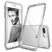Rearth Etui Ringke Fusion Frame iPhone 7 Ice Silver