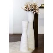 Váza TAMERA 77 cm - biela