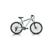 Bicicleta Aro 26 Alumínio Venice 24V - Branca - Mormaii