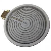 Tűzhely alkatrész, KERÁMIA főzőlap, univerzális energiaszabályzós EGO 1051111004, villanytűzhelyhez ew02470