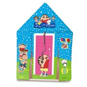 IndusBay Sinchan Theme Play House Pipe Tent House - Fun Cottage for Indoor or Outdoor Activity