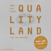 Hörbuch Hamburg Qualityland (helle Edition)
