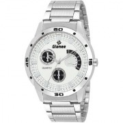 Gionee MRT-1003 Analog Stainless Steel Watch For Mens 6 month wrranty