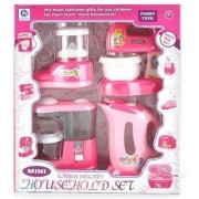 Shribossji Battery Operated Household Set For Kids