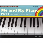 Faber Music Me And My Piano Part 2 Harewood, Waterman