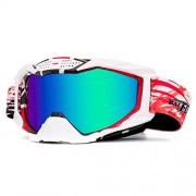 Titan BatFox Ochelari Motocross cu lentila Cameleon
