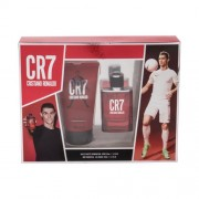 Cristiano Ronaldo CR7 set cadou apa de toaleta 30 ml + gel de dus 150 ml pentru bărbați