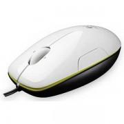 Miš Logitech M150, laserski , bijeli
