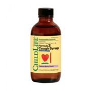 Cough Syrup (Sirop de tuse) 118.50 ml Amelioreaza simptomele in toate tipurile de tuse