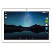 Multilaser Tablet M10A Lite 3G Android 7.0 Dual Câmera 10 Polegadas Quad Core Multilaser Dourado - NB268 NB268