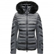 Toni Sailer Women's Jacket Dioline Fur graphite