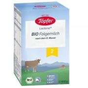 Lapte Topfer Lactana Bio 2 +6 luni x 600 g