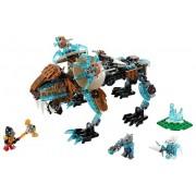 Set 70143 - Legends of Chima: Scorm's Scorpion Stinger zonder doos- gebruikt