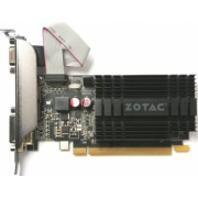 Placa Video ZOTAC GeForce GT 710 2GB DDR3 64-bit Low Profile HDMI