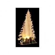 Shoppartners Houden decoratie kerstboompje naturel