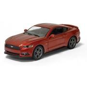 Playking Kinsmart 5'' Die Cast Metal 2015 Ford Mustang GT, Pack of 1, Assorted