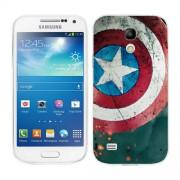 Husa Samsung Galaxy S4 Mini i9190 i9195 Silicon Gel Tpu Model Captain America